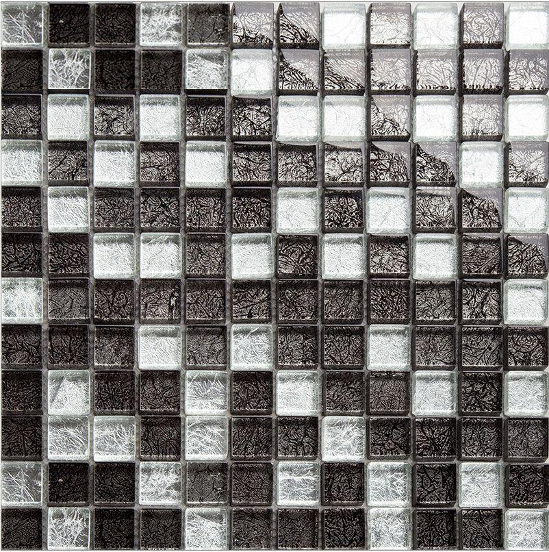 Gold Foil Waterproof Modern Style Kitchen Backsplash/Wall/Floor Glass  Mosaic Tiles, Elegant Mesh Mounted Home Decor Tiles, Lsjb06 From China |  Dhgate.Com