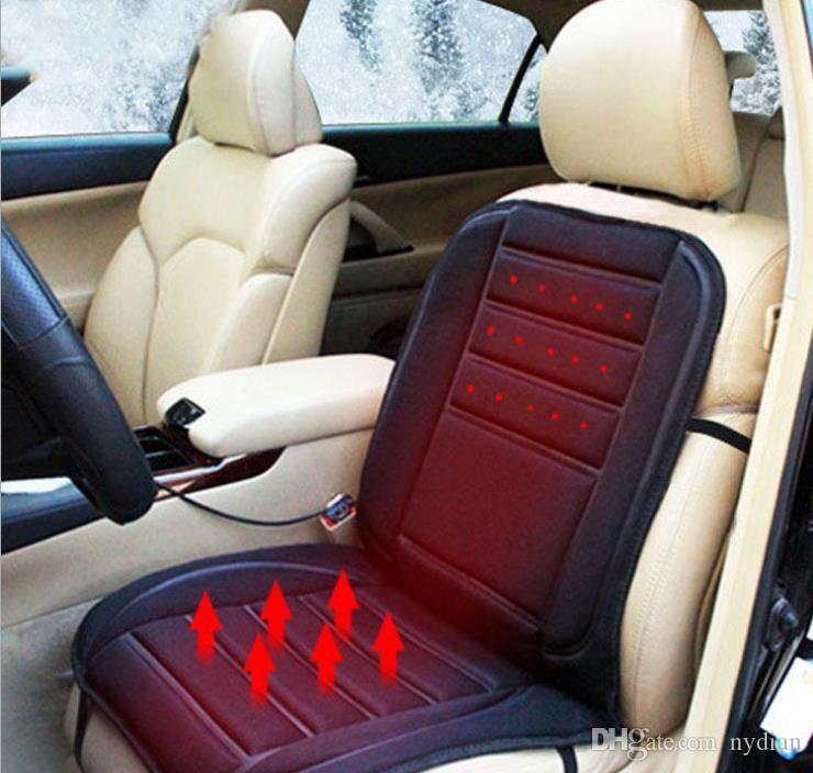 Heated Car Seat Cushion Cover Heater Warmer Winter Household Cardriver Pads Seats From Nydian