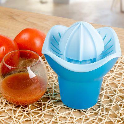 고품질 핸드 Juicer 컵 패션 주스 컵 400ml 주방 주스 도구 과일 레몬 과즙 기 도매