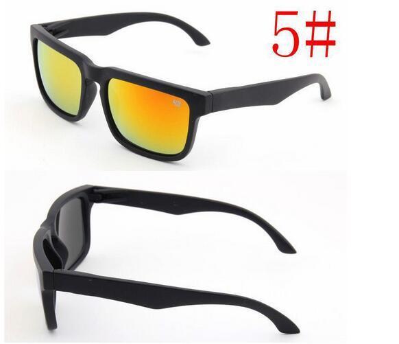 Nouvelle arrivée espionné Ken Block Helm Lunettes de soleil Mode Sports Lunettes de soleil Oculos De Sol Lunettes De Soleil Eyeswearr 12 Couleurs Lunettes Unisexe