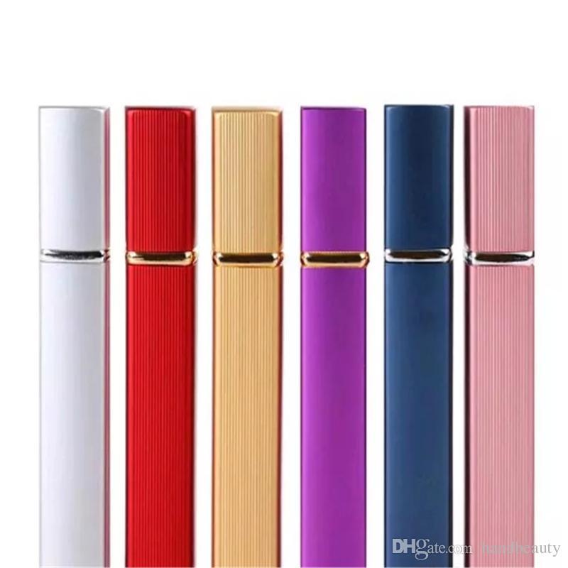 HIGH QUALLITY 12ML Fashion Travel Recargable Atomizer Mini Perfume Spray Bottle 800 unids 2017091009