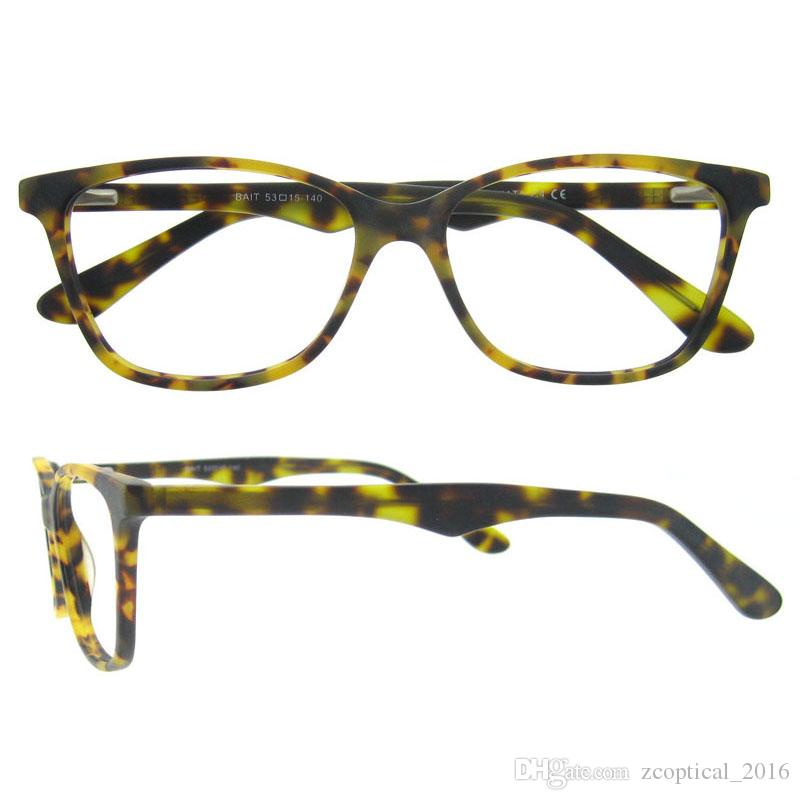 2017 New Oval Stylish Never Fade Frame Eyeglasses Pretty Creative ...
