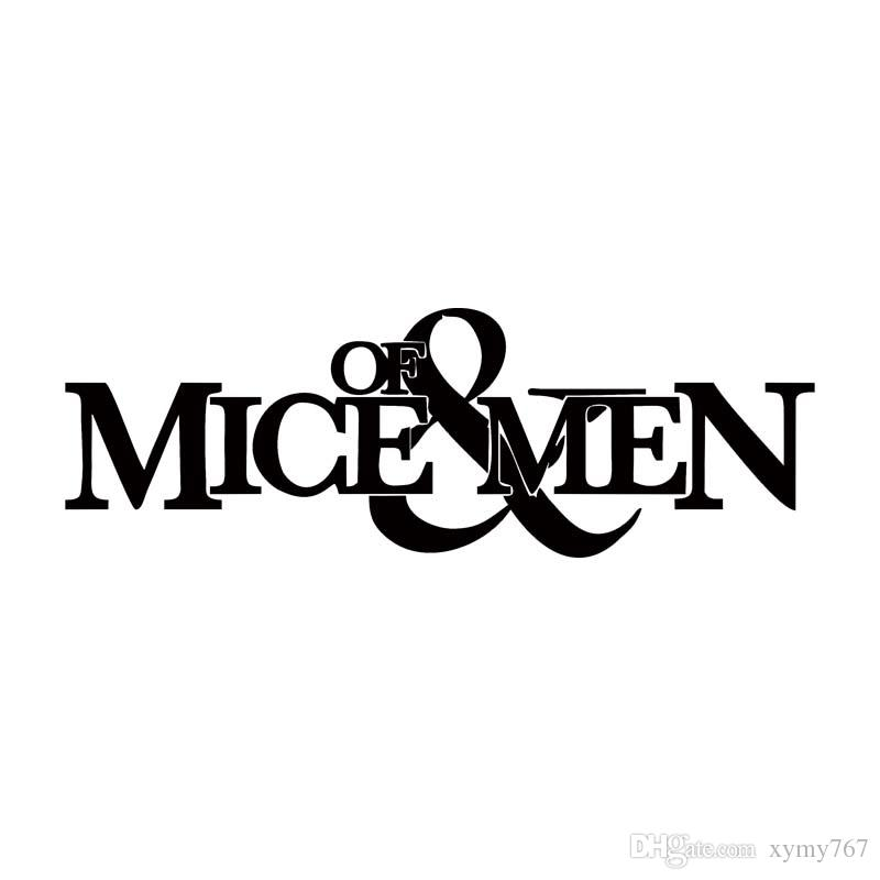 2018 new product for of mice men band car styling truck decal vinyl sticker jdm car window accessories graphics decor from xymy767 1 21 dhgate com