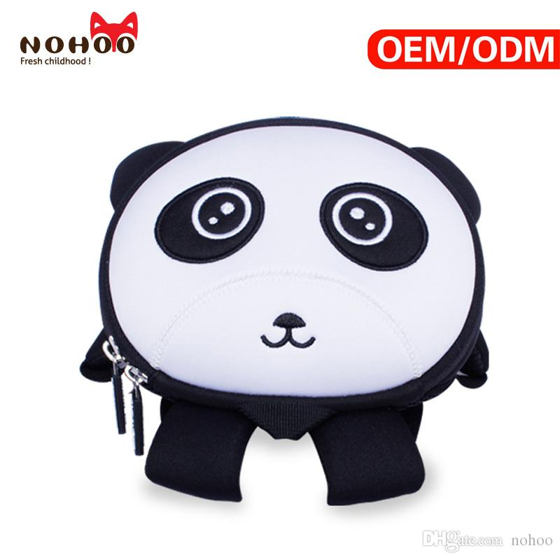 d5267e3fefb44f New Anti Lost Kids Backpack Cute Cartoon Panda Animal Design Children  Backpacks For Boys Girl Kindergaden School Bags Wheeled Backpack For School  Usa ...