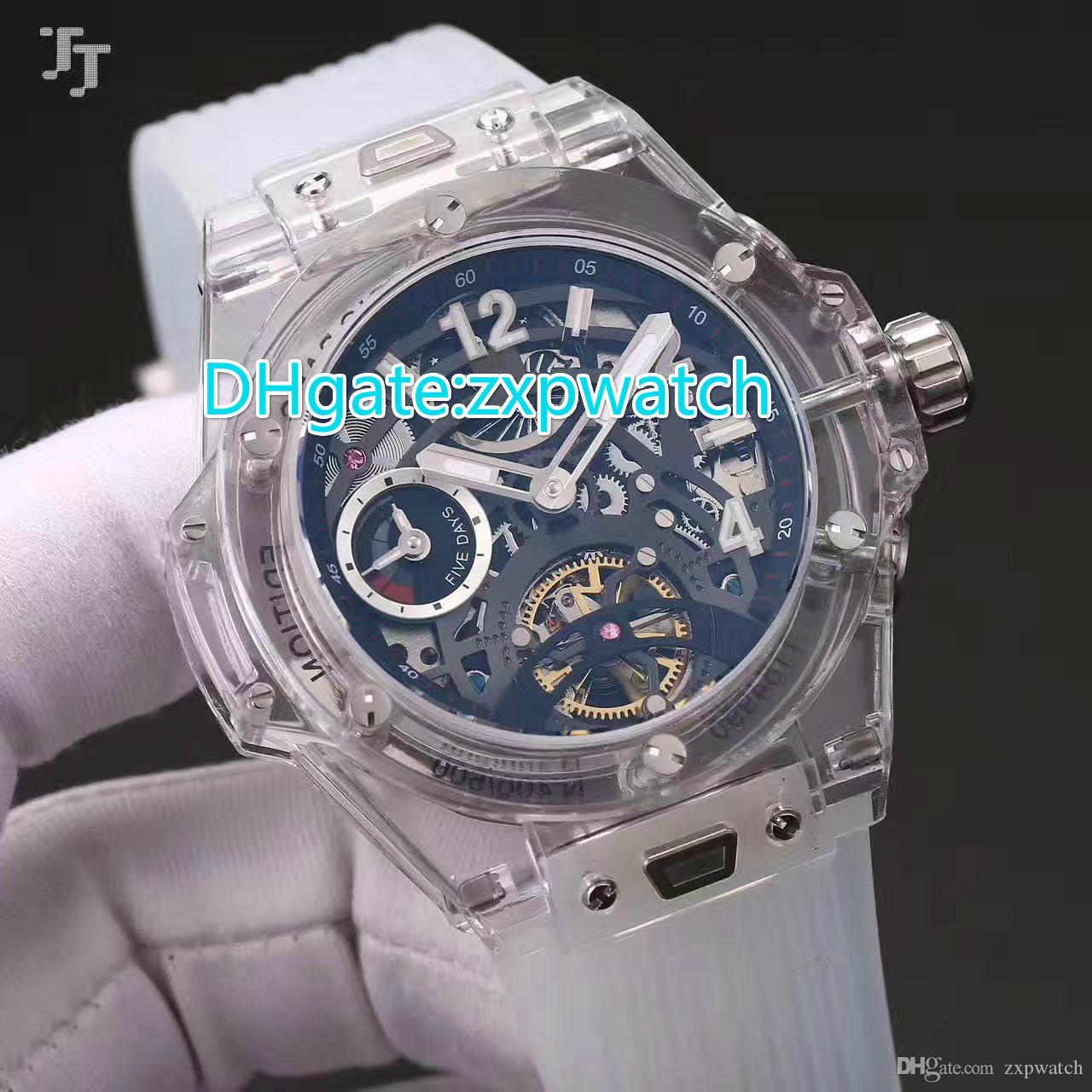 sale watches sapphire men for glass luxury automatic crystal i watch case military