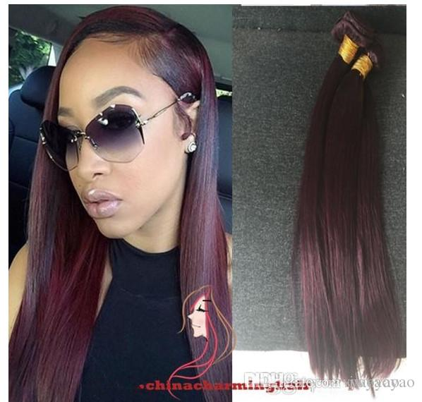 Cheap 99j brazilian hair wefts wine red straight hair extensions cheap 99j brazilian hair wefts wine red straight hair extensions 100 virgin human hair bundles unprocessed natural hair weave styles curly hair weave pmusecretfo Gallery