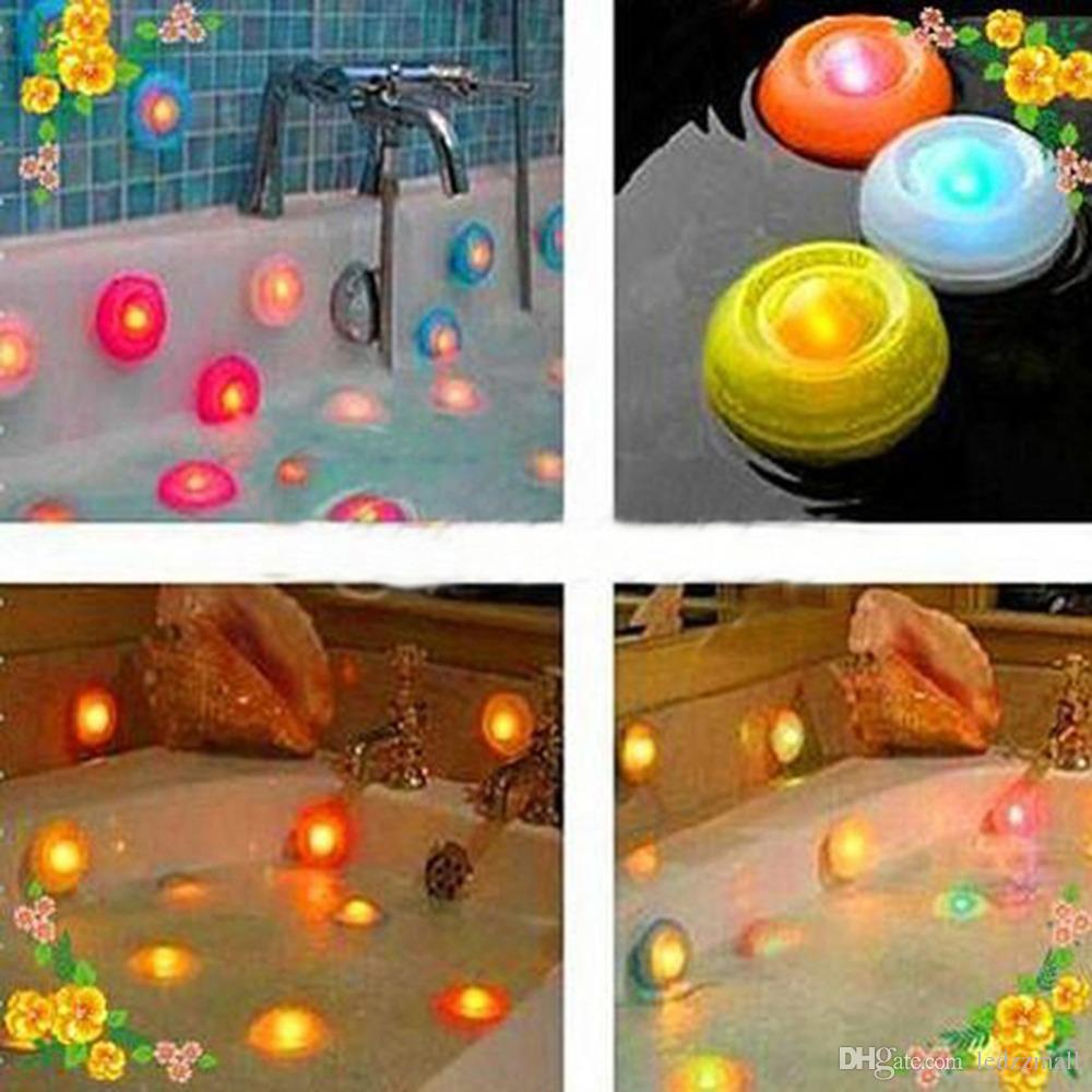 2018 Pool Led Night Light Bubble Lights Colorful Floating Bath Lamp Bathtub  Lamp Bath Pool Light Changing Color Spa Light From Ledzzmall, $0.78 |  Dhgate.Com