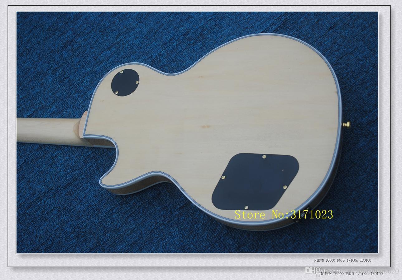Guitarra elétrica de madeira feita sob encomenda da chegada nova das vendas de Speical de alta qualidade da China