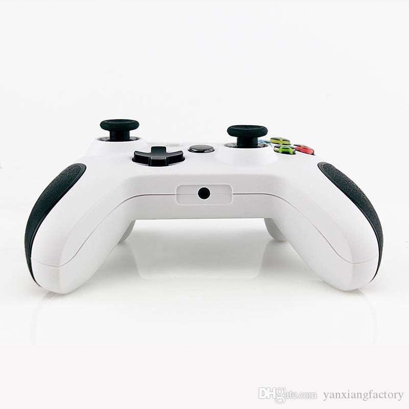 High Quality White Color Gamepad Joystick + Cable for Windows Xbox one USB Wired Controller YX-OEN-03