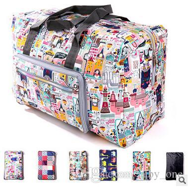 f4b7c87d8 Travel Duffel Bags Large Capacity Shoulder Bags Foldable Waterproof Bag  Hand Carry Storage Bag Luggage Organizer CCA6018 Duffle Bags For Women  Wheeled ...
