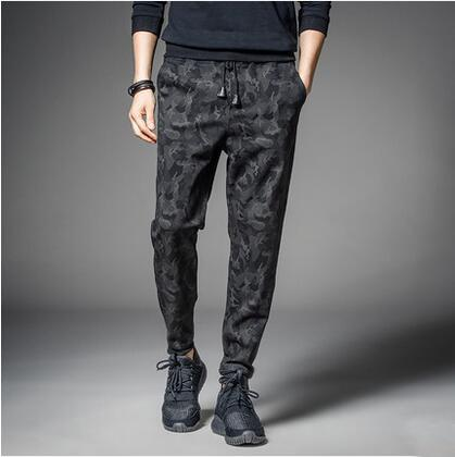 New Brand Mens Jogger Pencil Harem Pants Black Camouflage Military Pants  Loose Comfortable Cargo Trousers Camo Joggers WSGYJ UK 2019 From  Superleo2012 df19a652635