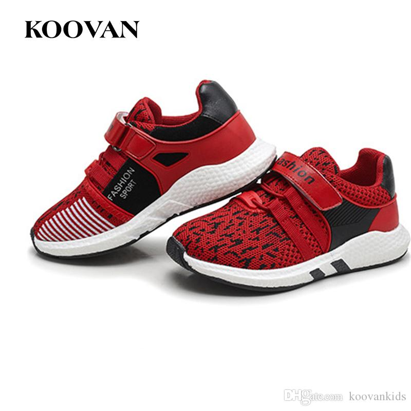 2027c844d6 Primary Student Shoe Running Sneaker Mesh Cloth Shoes Kid Sneaker ...