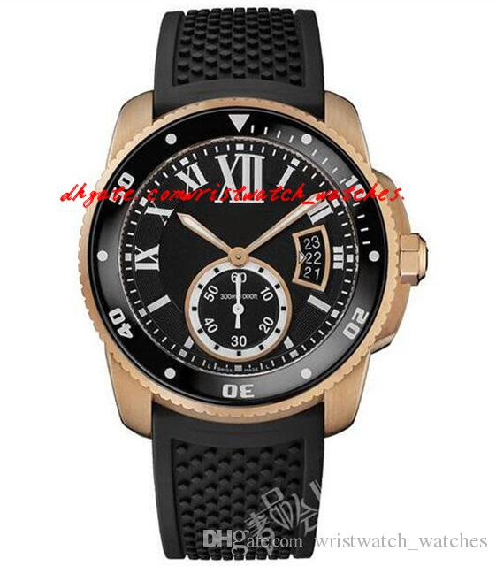 a1584c6b086 Compre Os Recém Chegados Rosa De Ouro Nova Marca De Luxo Relógio Automático  Dos Homens Relógios Esportivos Auto Vento Relógio De Pulso De  Wristwatch watches ...