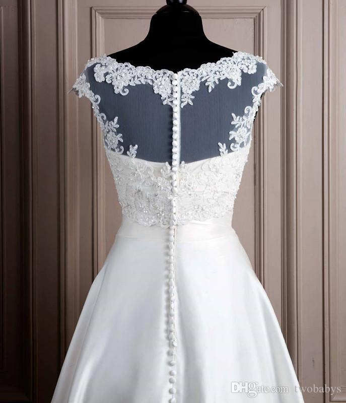 High quality White 2017 Tulle with Appliques Bead Tank Bridal Wedding Bolero Jacket Wedding Lace Shrug Cape Shawl