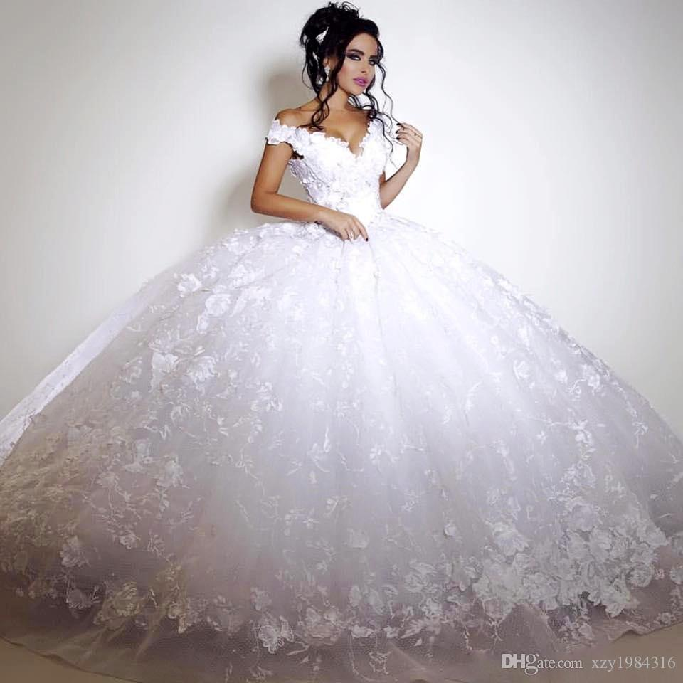 White princess wedding dresses wedding ideas for Where to get wedding dresses