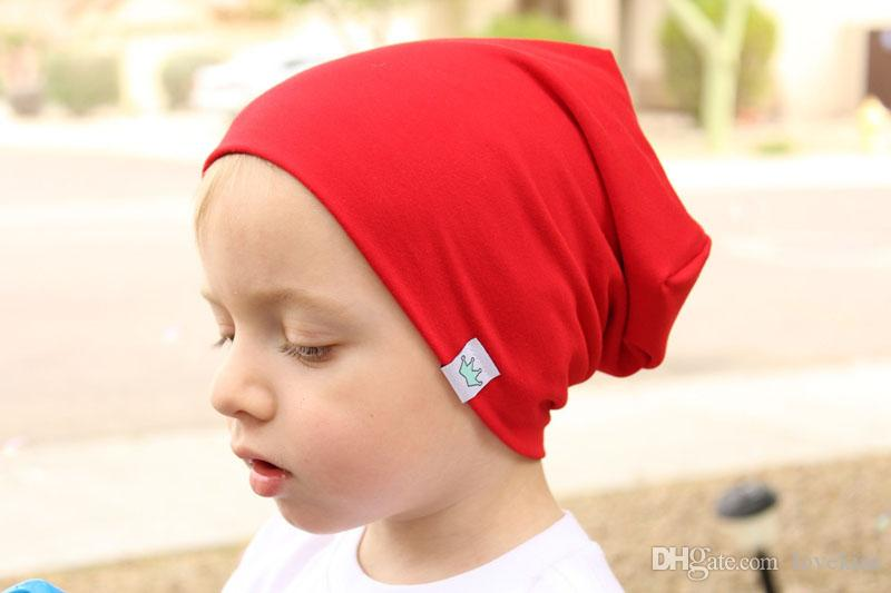 New sale cool Wholesale Caps Children Fashion Spring Autumn Beanie Hat Caps baby boys girls Caps Hats kids cotton Crochet hat Lovekiss A77