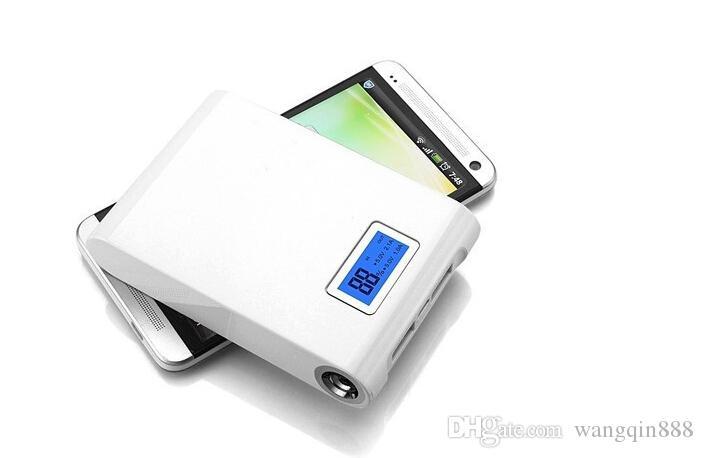 Banca mobile di potere 12000mAh senso esterno portatile di potenza della batteria di sostegno del caricatore Pack iPhone 6 5s 4s HTC Samsung s4 s5