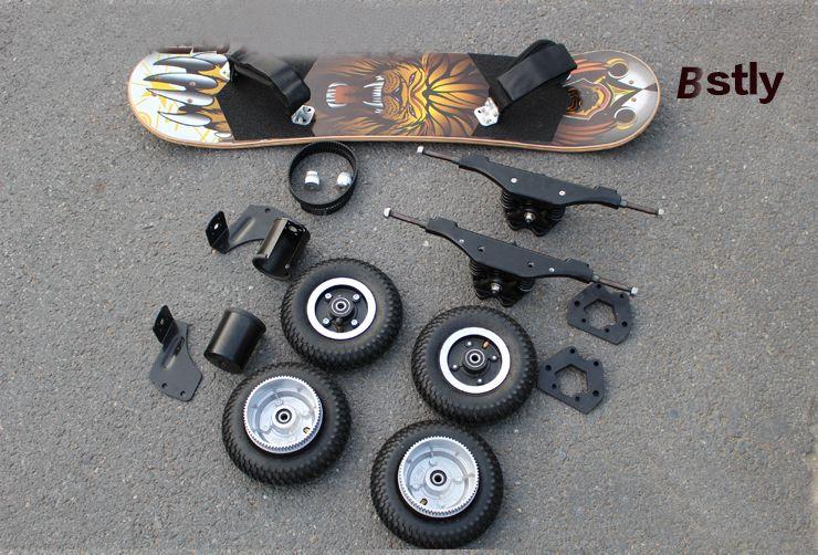 Compre Peças De Skate Elétricas Canadian Maple Deck Wheel Black Caminhão E  Deck De Alumínio De Fibreskate2017 abdb31fa414