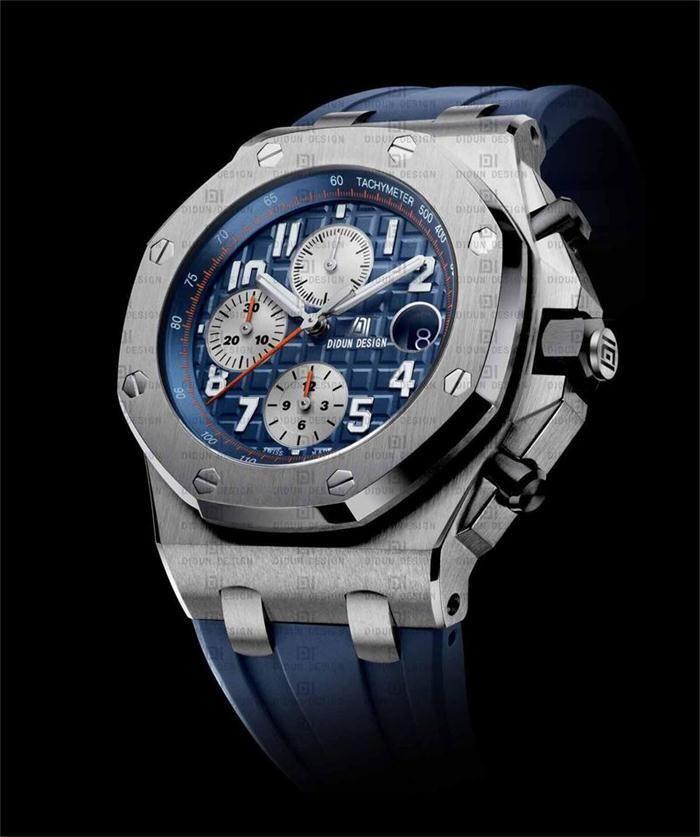 10d63fa8537 Compre DIDUN Relógios Homens De Luxo Da Marca Homens Relógios Desportivos  De Quartzo Militar Relógio De Pulso. 30 M Resistente À Água Relógio Homens.
