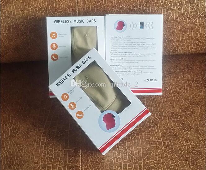 Cuffie Bluetooth Cuffie senza fili Cuffie stereo da golf 4.1 Cuffie sportive da esterno Cuffie da baseball Cap Sport