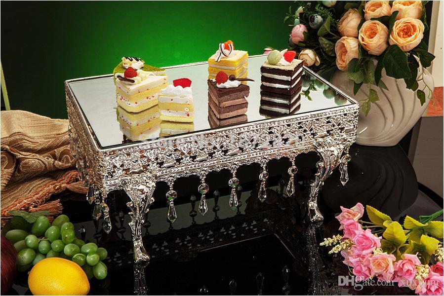 forniture la decorazione di hotel di nozze Comport Snack stand Piatto di cibo piatto di frutta torta stand