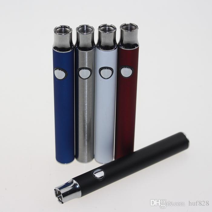 Adjustable Preheating Battery 400mAh Variable Votage LO battery for co2 oil touch vape pen cartridge rapid pre-heat oil vaporizer