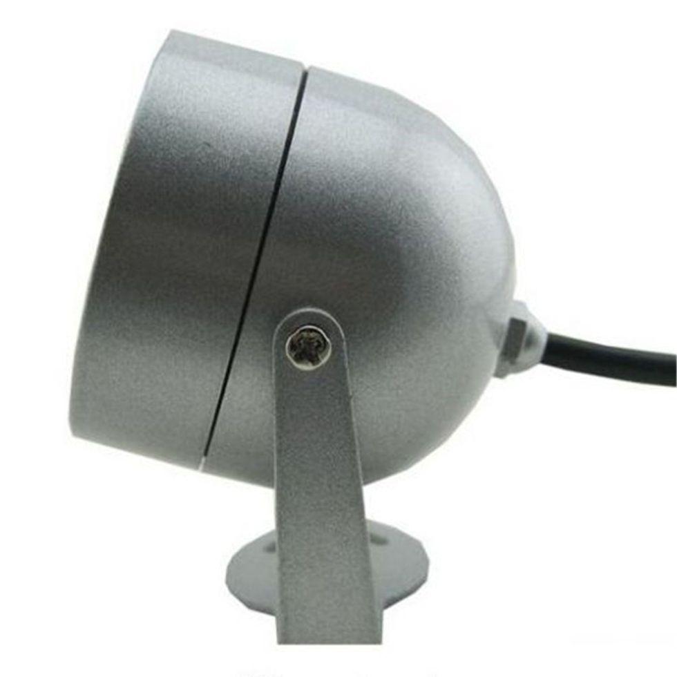 48 LED إضاءة ضوء CCTV IR الأشعة تحت الحمراء للرؤية الليلية لكاميرا المراقبة 940NM 48 LED إضاءة ضوء الأشعة تحت الحمراء