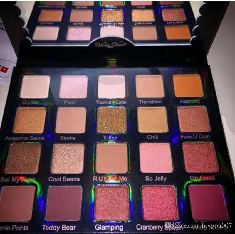 NEW Violet Voss Holy Grail Pro Eye Shadow Palette REFOR eyeshadow DHL GIFT