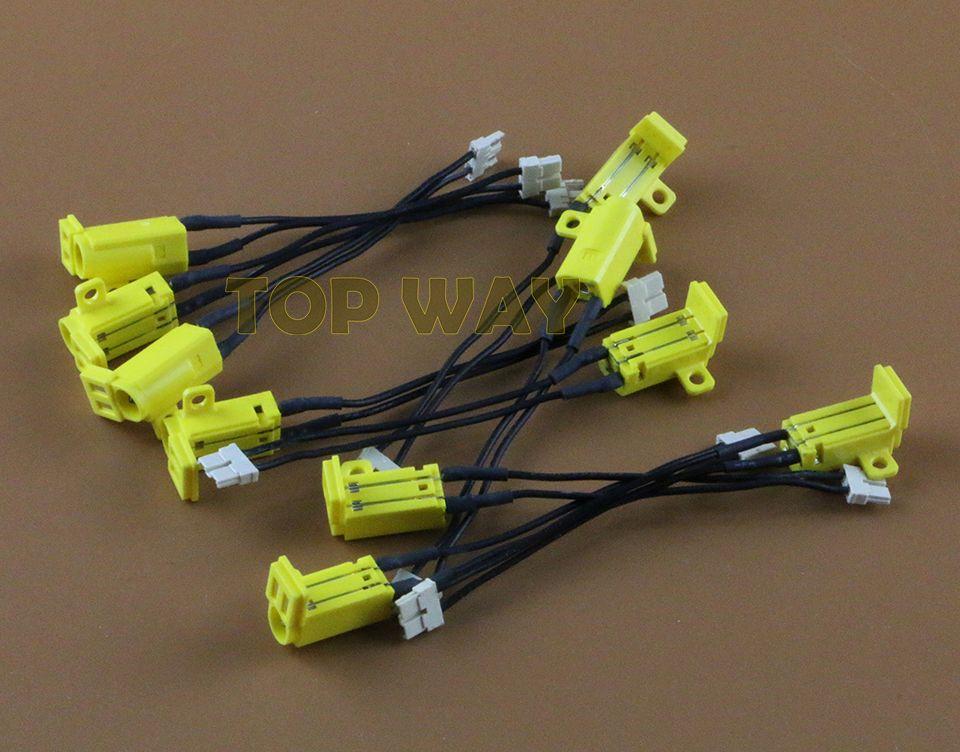 Para PSP1000 PSP 1000 DC Carregador de Tomada de Porta de Carregamento de Energia Jack Conector 3 pçs / lote
