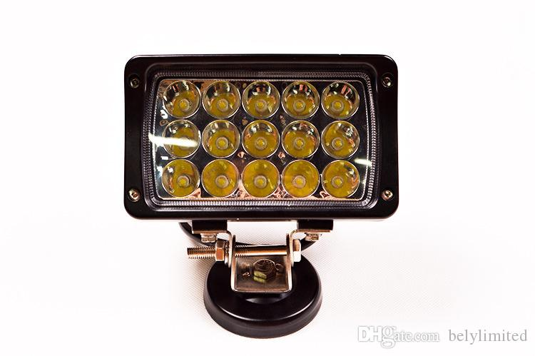 Auto Electrical System LED work light 45w waterproof led light bulb for truck/ JEEP/ SUV/ATV