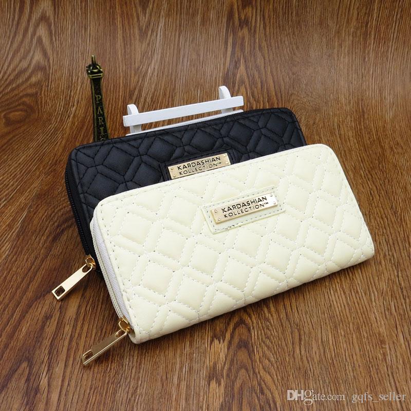 kardashian kollection marca portafogli borse portafogli portafoglio di design portafogli kk portafoglio monete borse ragazze borse portafogli donna pochette borse