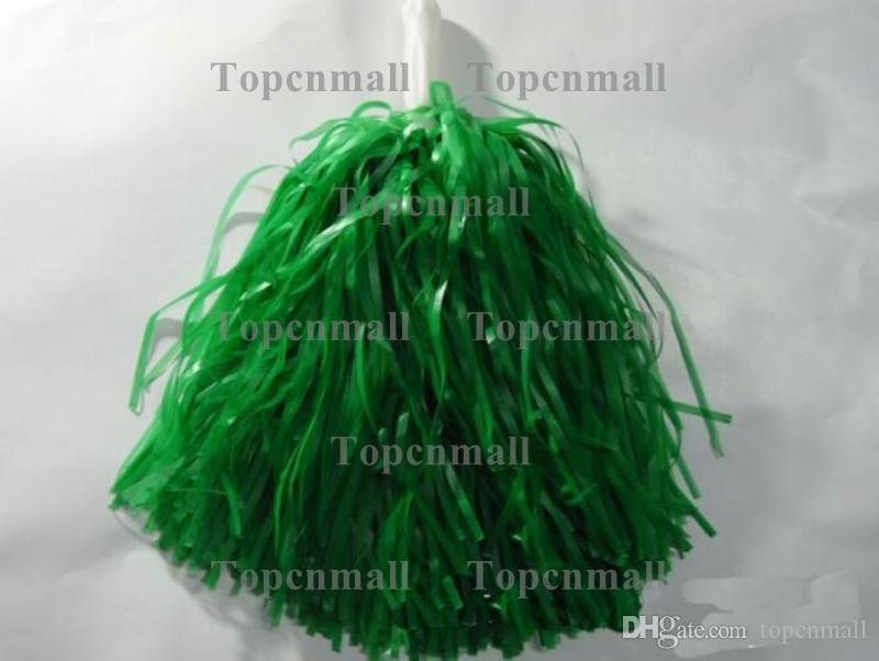 Pom Poms Cheerleading Cheer Cheerleading Supplies Puntelli da ballo quadrati Il colore può scegliere Flower Dance Cheerleading Team Handbal