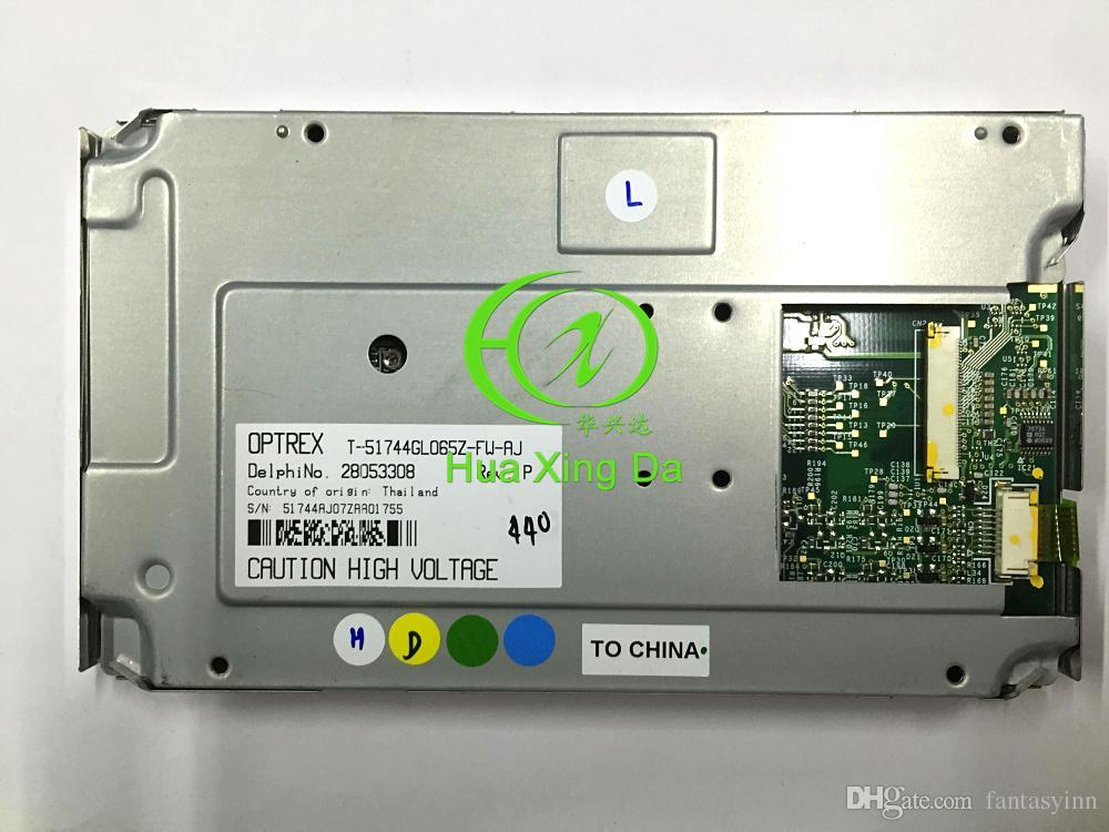 Original new 6.5 inch LCD Display OPEREX T-51744GL065Z-FW-AJ for Buick Lacross, Firstland ,GL8 CAR GPS Navigation