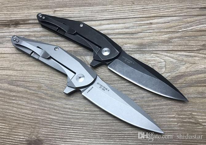 NEW Bear Claw Full Steel Tactical Folding Knife 9Cr18Mov Outdoor Camping Hunting Survival Pocket Military Utility EDC Tools Collection