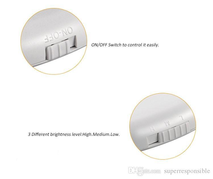 Universial Taşınabilir Smartphone Telefon Samsung S7 s8 s8 için Özçekim artı Mini 16 Leds LED Flaş Paketi Ile Android Smartphone Için Işık Doldurun