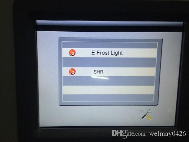 máquina de eliminación de vello ipl shr portátil peca quitar equipo de belleza ipl ipl máquina de salón de spa