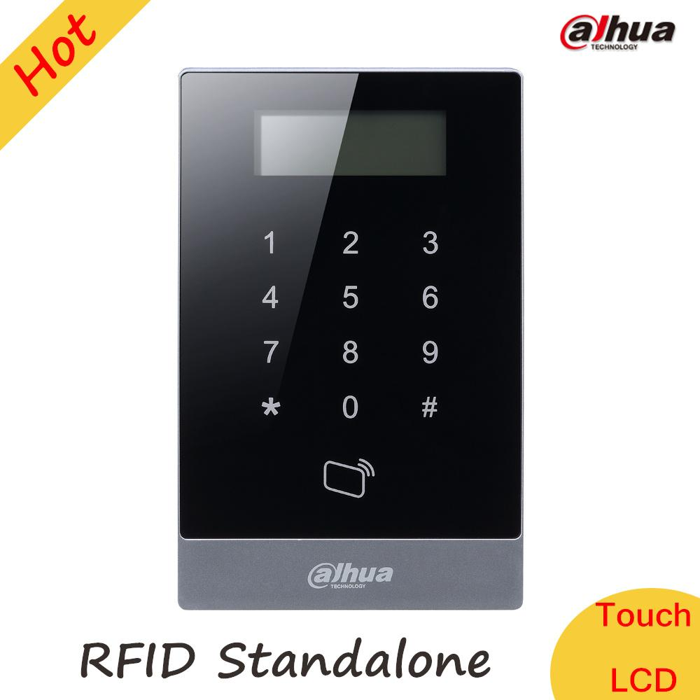 Wholesale- Dahua Keypad RFID Access Control System Proximity Card  Standalone Support 30,000 valid cards & 150,000 records ASI1201A