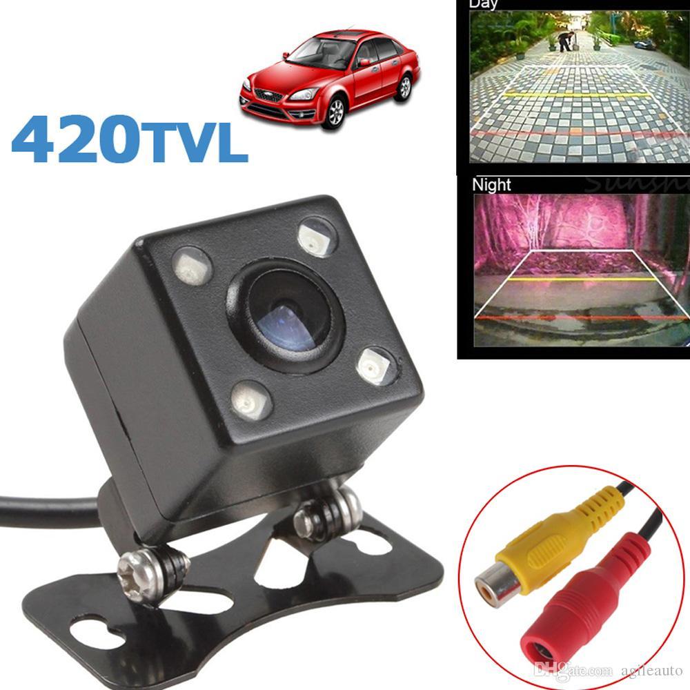 1 satz Faltbare 4,3 Zoll TFT LCD Mini Auto Monitor mit Rückfahrkamera für Fahrzeug Parken System CMO_526