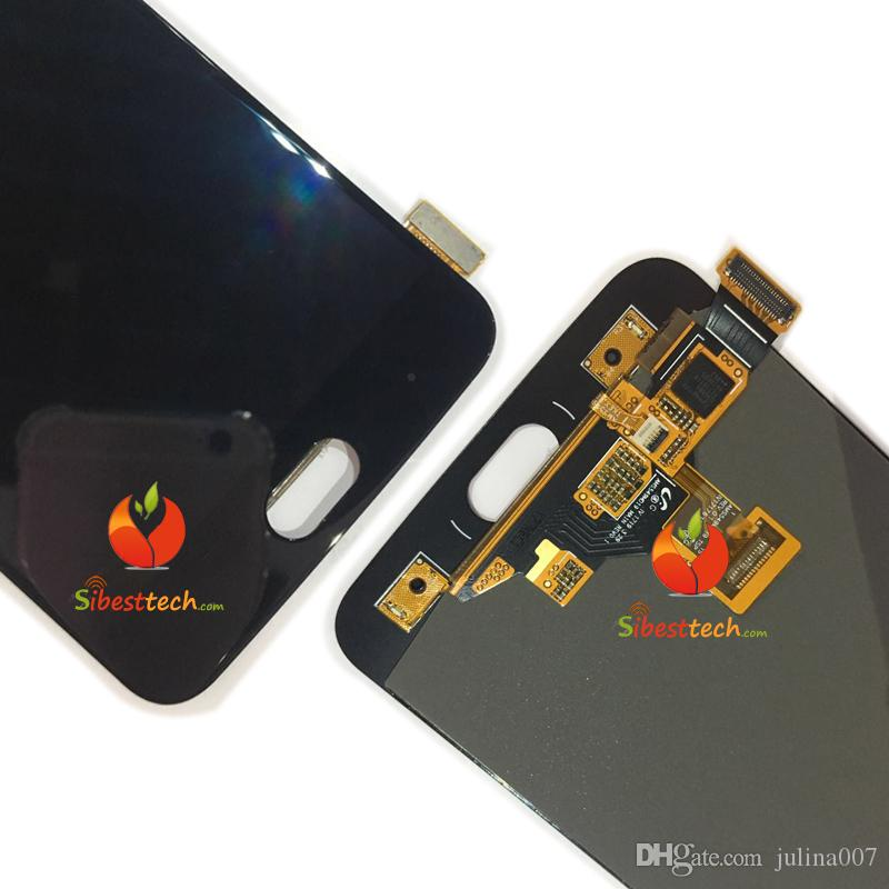 Tested Oneplus 5 LCD Display Screen Touch Panel Complete Assembly Oneplus 5 A5000 Five LCD Digitizer Display Spare Parts