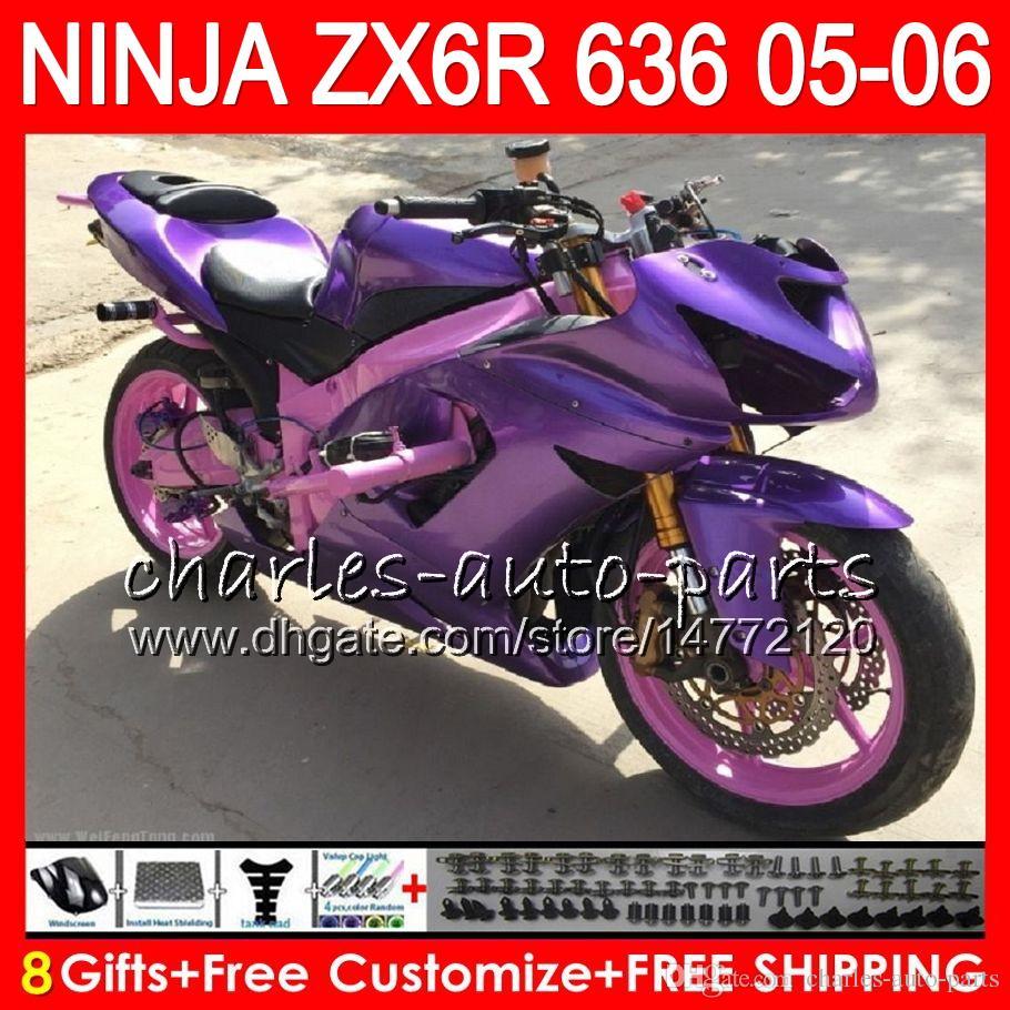 Gifts Colors Kit For Kawasaki Ninja Zx