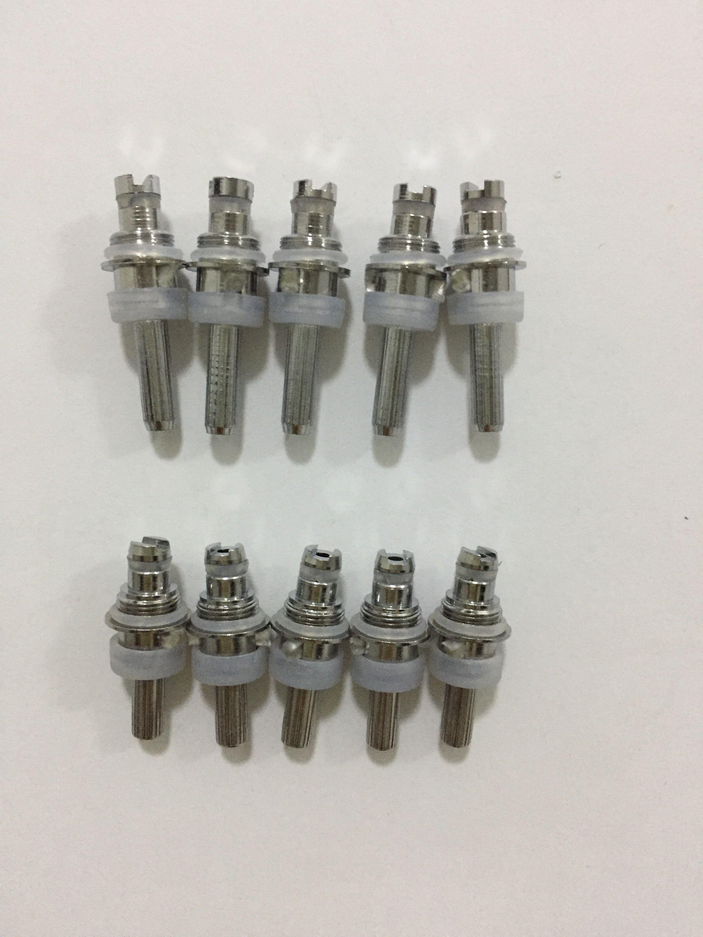 2015 Heating Wire Atomizer Core for MT3/H2 GS H2 Evod MT3 Cartomizer e cig e cigarette Detachable Coil Head ecig007