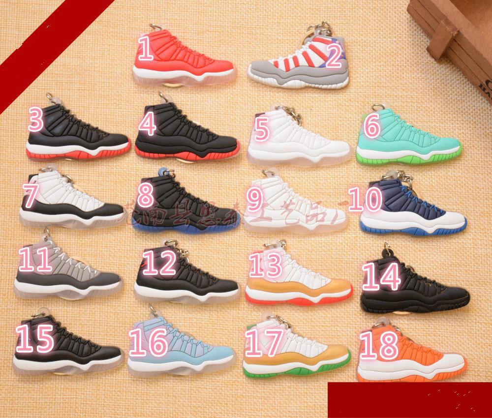 Fashion Basketball Shoes Keychain High Quality Fidget Custom Key Chains  Keychain Tools From Betteryou 4efe732452