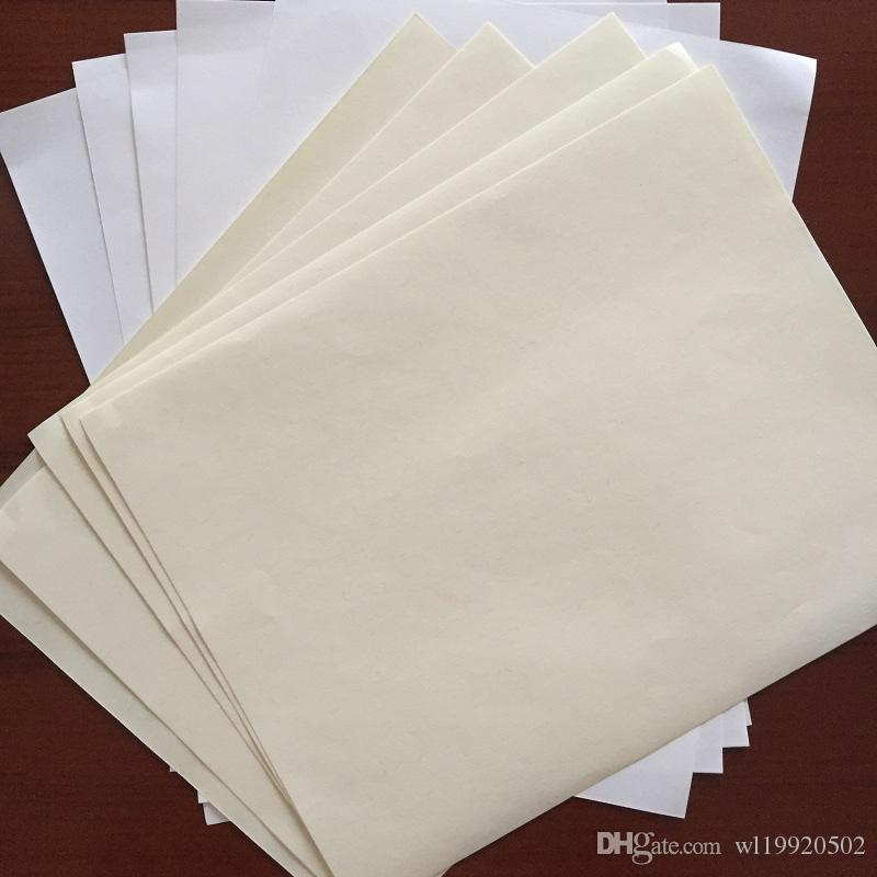 100 Sheets Contract Printinng Paper 75% Cotton 25% Linen