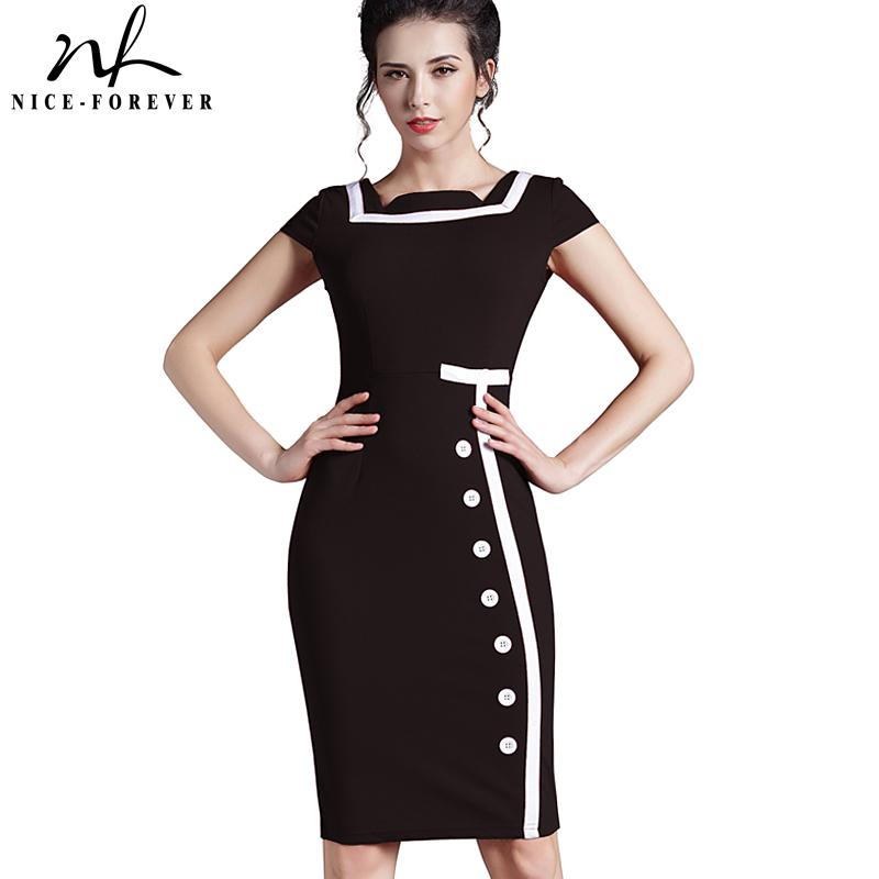 Wholesale- Nice-forever Plus Size Gorgeous Women Square Neck ... 32568aff931b