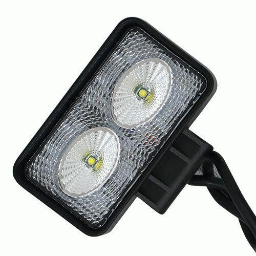 Il lavoro a LED ha portato la luce 20W LED Driving Light Light Bar Lampada Offroad Truck Trailers ATV SUV.
