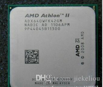 X4 640 Original for AMD Athlon II X4 640 Processor(3 0GHz/2MB/Socket  AM3)Quad-Core scattered pieces cpu