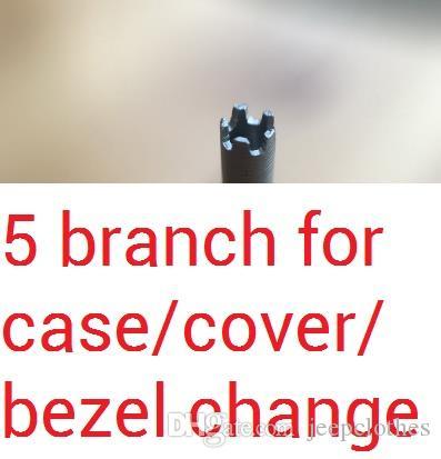 تستخدم النماذج RM27-02 rm35 وما إلى ذلك عالميًا STRAP BRACELET CHANGE CASE BACKCOVER watchmaker watch REPAIR FIX TOOL SCREW