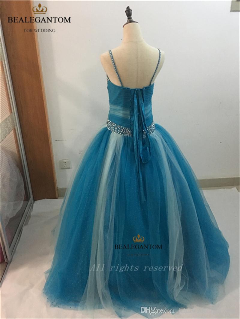 새로운 Organza 볼 가운 2021 연인과 함께 Quinceanera 드레스 레이스 업 층 길이 달콤한 16 드레스 15 년