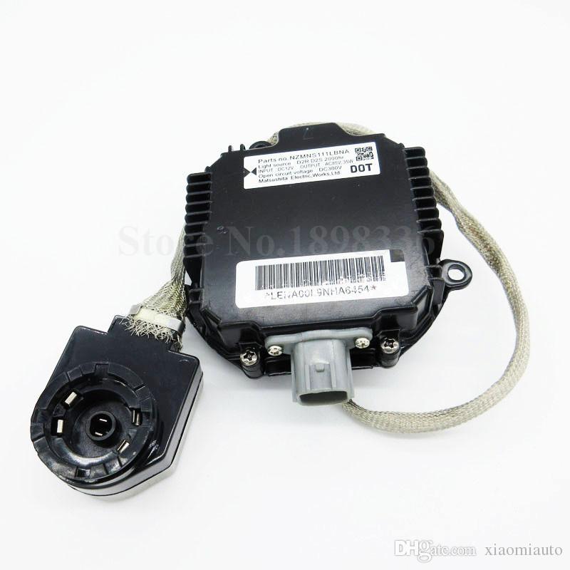 NZMNS111LBNA NZMNS111LANA D2S D2R Xénon HID Phare Module de Commande de Ballast Module Pour Nissan Honda Mazda Infiniti Renault VW