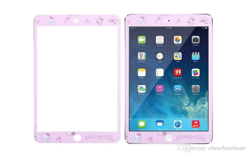 Premium Tempered Glass protective Film For iPad mini 1/2/3 High Definition Screen Protector for iPad mini123